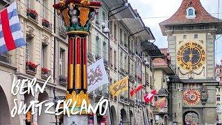 A walk through Bern the capital of Switzerland