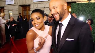 Gabrielle Union & Stephen Bishop Spill Tea On Season 2 of Being Mary Jane!