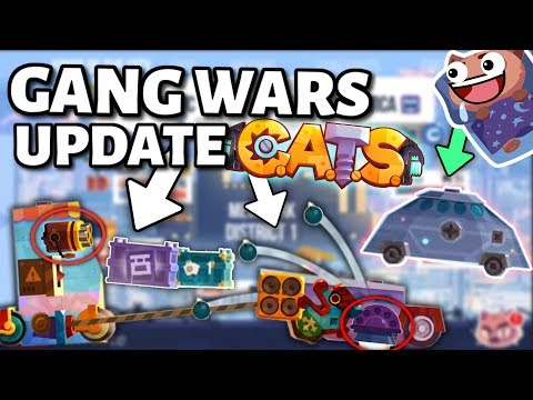 NEW EPIC C.A.T.S UPDATE! CITY KINGS, MEW YORK, New Weapons & More - Gang Wars Gameplay