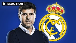 REAL MADRID: WHO SHOULD TAKE OVER? | POCHETTINO, WENGER, CONTE