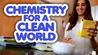 Chemistry for a Clean World (Clean My Space) Thumbnail
