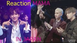 REACTION [MAMA 2017 IN JAPAN] Twice, Exo, Seventeen, Wanna One, ETC..