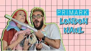 ΑΓΟΡΑΣΑΜΕ ΟΛΑ ΤΑ PRIMARK! - LONDON HAUL | The Carrot Tards