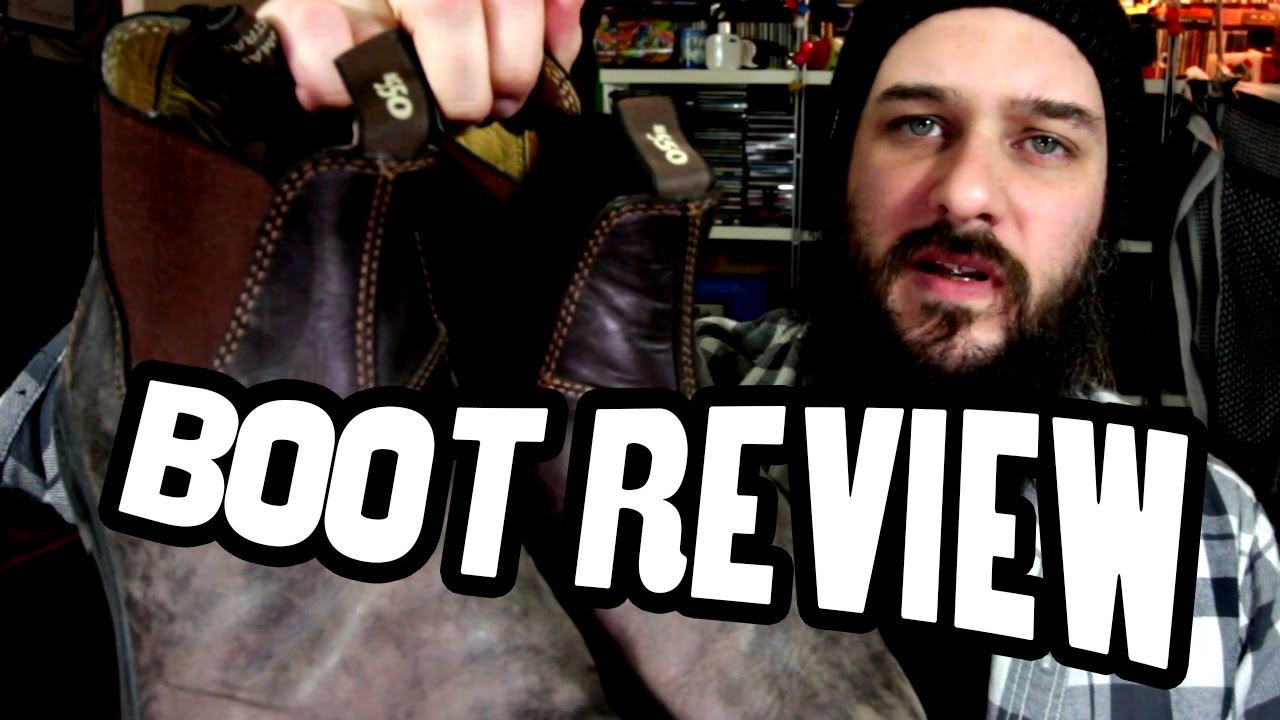 f8906b2d59f1 Blundstone 550 Boots Review (2+ Years) Shoe Review - YouTube