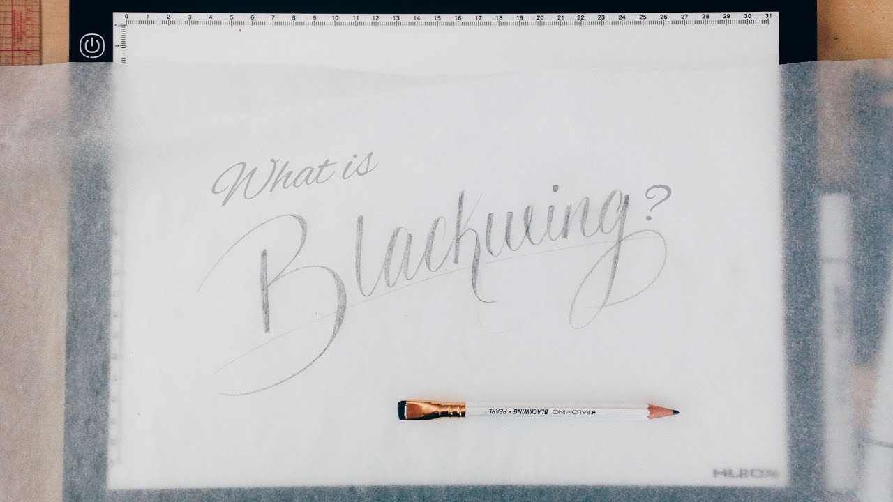 What is Blackwing? A Short Film Featuring Andrew Combs