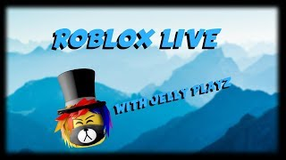 PLAYING ROBLOX | YOU CHOOSE | I'M BACK!!! | ROAD TO 125 |
