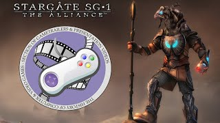 Stargate SG-1: The Alliance E3 Trailer (2005)