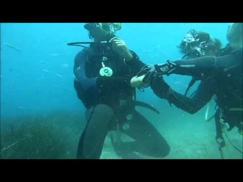 Scuba Diving in Alanya By ToursCE Turkey