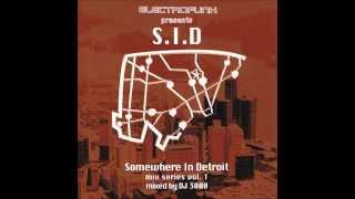 DJ 3000 - Somewhere In Detroit Mix Series Vol. 1