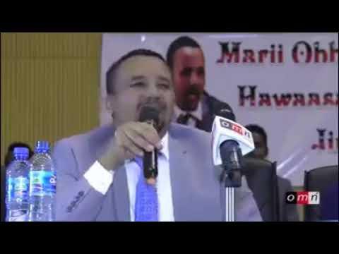 Gaaffilee Waltajjii Jimmaa irratti ka'eef deebii Obbo Jawar Mohammed. thumbnail