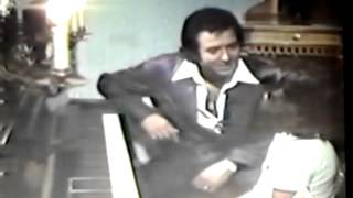 SAL DA VINCI col suo papà MARIO -
