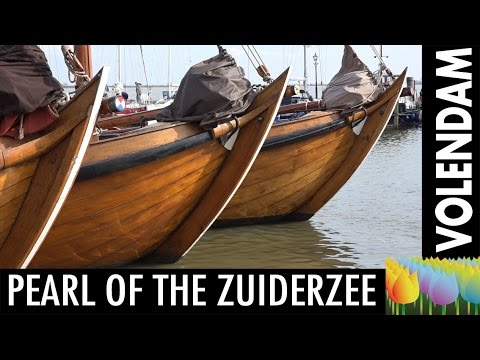 Volendam Pearl Of The Zuiderzee - Holland Holiday