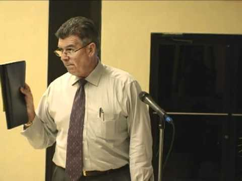 GB attorney, Kirk Antoni's forceful remarks at Hawksbill Creek Agreement Forum