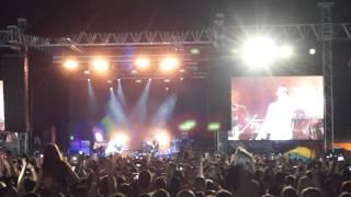 Трохи атмосфери концерту #ОкеанЕльзи в Полтаві 07 червня 2017