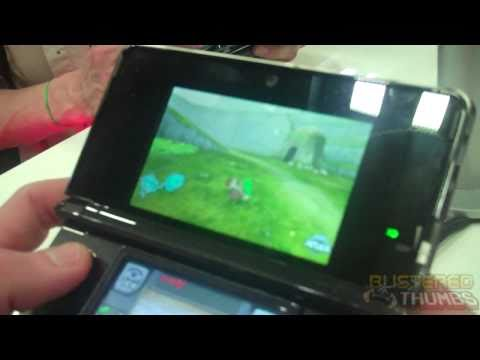 Blistered Thumbs - GDC 11: Hands-On With The Nintendo 3DS