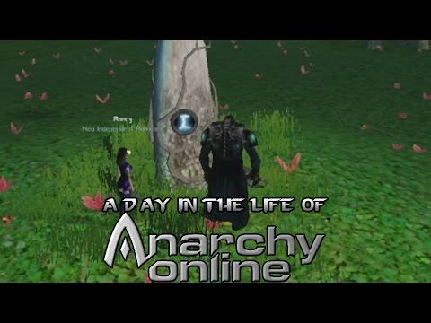 A Day in the Life of Anarchy Online #29 Elysium Keys Part1