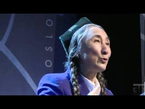 Rebiya Kadeer Oslo Freedom Forum 2017