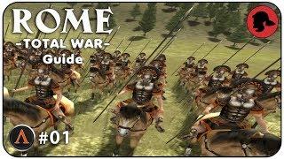Rome: Total War – Makedonien Guide (Deutsch | HD)  #01