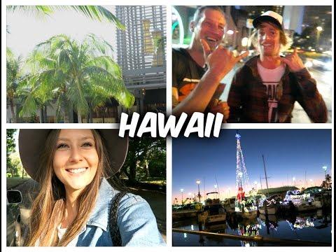 CYA SYDNEY, HELLO HAWAII | USA Day 1