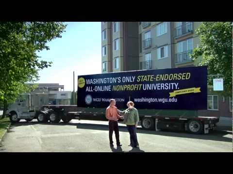 Online College Education, Full-Time Job: Ken's Doing Both with WGU Washington