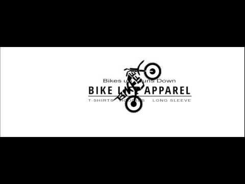 bike life logo animation - youtube