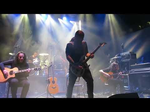 andreas kisser  rio montreux jazz festival: enter sandman abertura do show