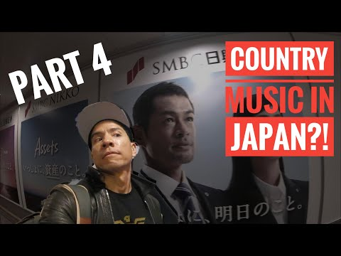 Playing Country Music in...Japan?! (PART 4/4) | Life On The Road | Touring Musician | Travel Vlog