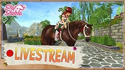 🔴 Star Stable • In die Mittagssonne mit Kellerbräune - Server 5 Cloudy Rock | deutsch
