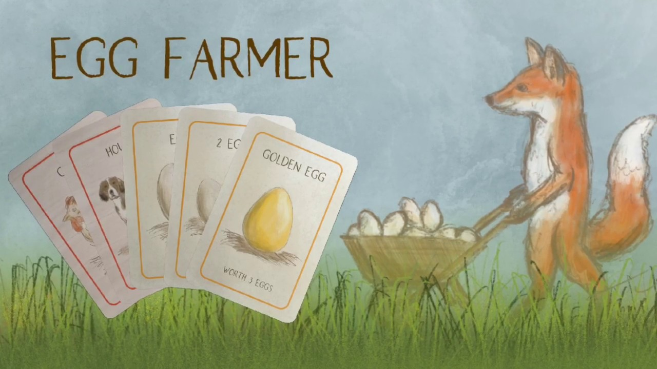 Egg Farmer: Kickstarter Campaign Video