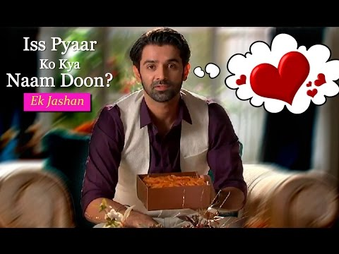 Arnav's ROMANTIC SURPRISE for Khushi   Iss Pyaar Ko Kya Naam Doon Ek Jashn