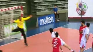20180620 2018 handball premiere6 KOREA VS SWEDEN (WOMAN)
