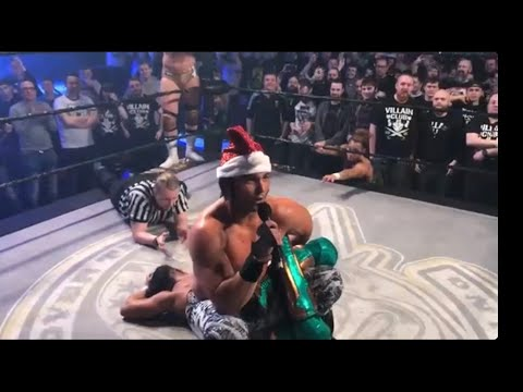 """""""All I Want For Christmas"""" - Being The Elite Ep. 84"""