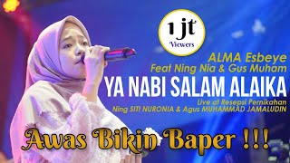 Download lagu YA NABI SALAM ALAIKA Esbeye Gambus || Live at Resepsi Pernikahan Ning Nia & Agus Muham