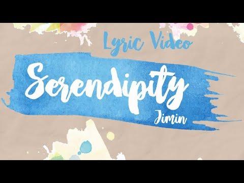 BTS (방탄소년단) (Jimin) – Intro: Serendipity [Lyric Video]