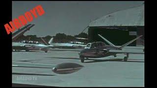 Fashions Of The Air - The 1967 Paris Air Show