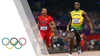 vuclip Jamaica Break Men's 4x100m World Record - London 2012 Olympics