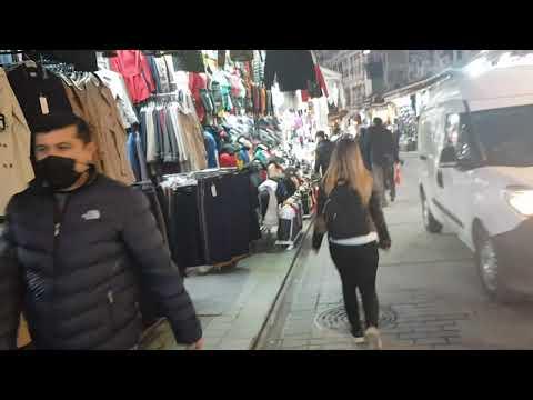 Fake Designer Clothes Market In Istanbul Turkey  🇹🇷👍