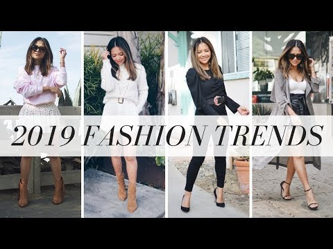 10 Practical Fashion Trends 2019 That Are Easy To Wear | Spring/Summer 2019
