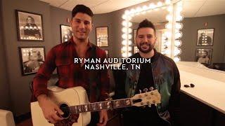 Dan + Shay - The #OBSESSED Tour (Ryman Auditorium)