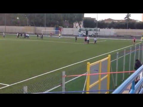 Apricena -Real Siti 1°Tempo