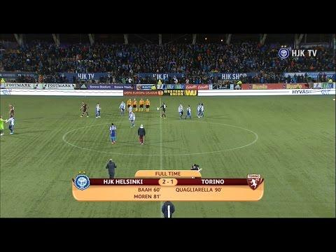 HJK TV: HJK Helsinki - Torino FC 2-1