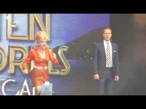 Dirty Rotten Scoundrels @ West End Live 2014 - Oklahoma