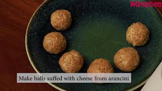 Easy way to make Japanese curry arancini | food recipe | women's era