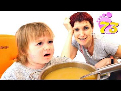 Бьянке не понравился суп - рецепты для детей - Привет, Бьянка!