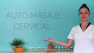 Cómo aliviar el dolor de cuello y cervicales - Automasaje -
