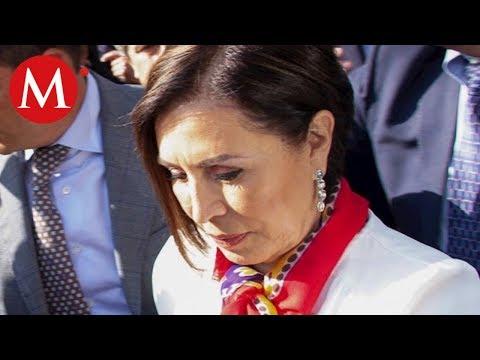 Rosario Robles podría alcanzar pena de hasta 4 años de cárcel