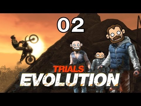 TRIALS EVOLUTION [LPT]