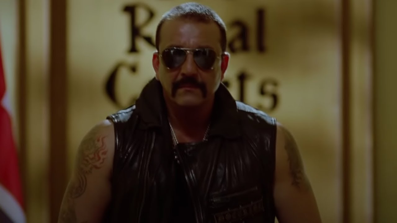 Best Of Sanjay Dutt - Bollywood Versatile Acts - YouTube