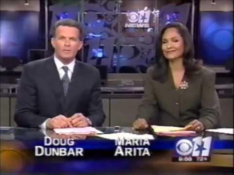 KTVT CBS 11 News at 9:00AM (2005)