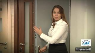 видео Двери технические